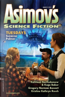 Asimov's Science Fiction, March 2015 by Gregory Norman Bossert, Gwendolyn Clare, Kage Baker, Kathleen Bartholomew, Kit Reed, Kristine Kathryn Rusch, Suzanne Palmer