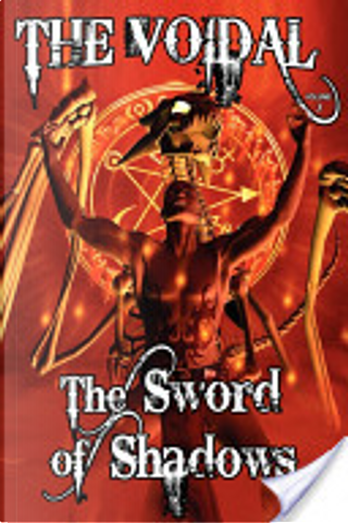 The Sword of Shadows by Adrian Cole