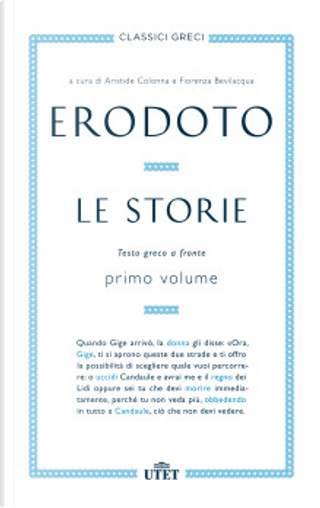 Le storie by Herodotus