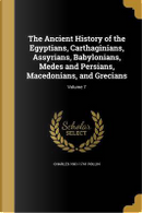 ANCIENT HIST OF THE EGYPTIANS by Charles 1661-1741 Rollin