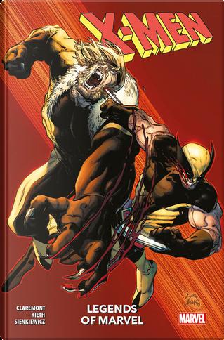 Marvel Legends: X-Men by Chris Claremont, Jed Mackay, Ed Brisson, Jim Zubkavich, Sam Keith, Larry Hama