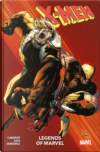 Marvel Legends: X-Men by Chris Claremont, Ed Brisson, Jed Mackay, Jim Zubkavich, Larry Hama, Sam Keith