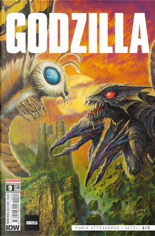 Godzilla vol. 9 by Chris Mowry, Kahlil Schweitzer, Ryan Ferrier