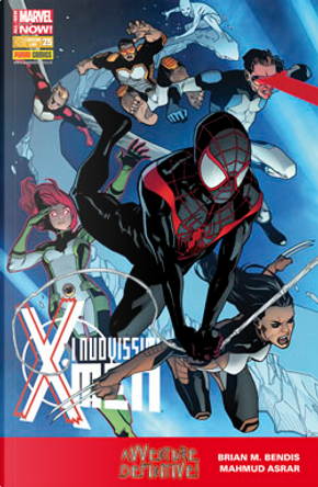 I nuovissimi X-Men n. 25 by Brian Michael Bendis, Greg Rucka, John Layman, Marc Guggenheim