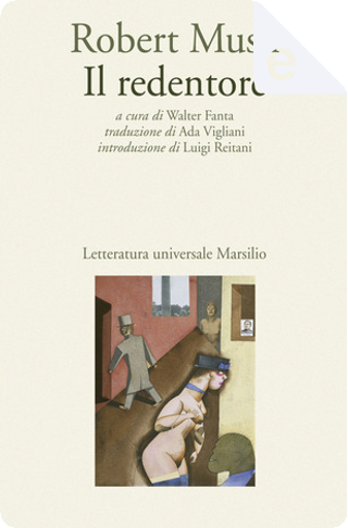 Il redentore by Robert Musil