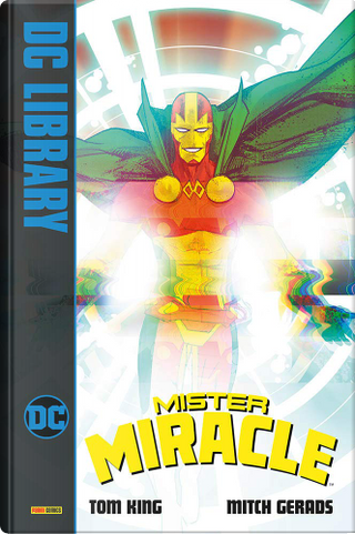 Mister Miracle by Mitch Gerads, Tom King