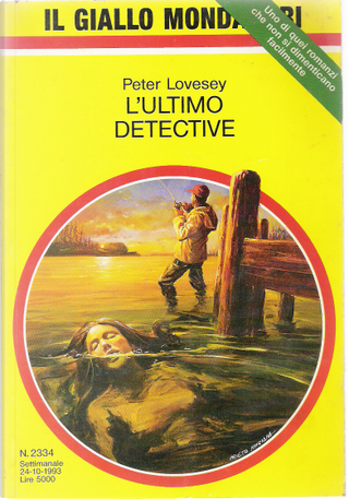 L'ultimo detective by Peter Lovesey