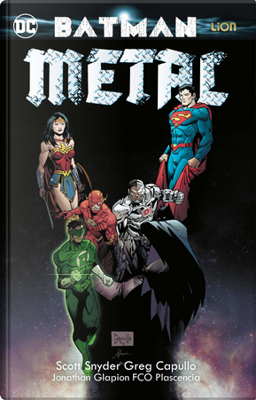 Batman - Metal