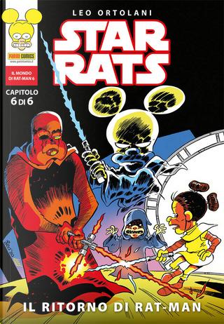 Star Rats n. 6 by Leo Ortolani