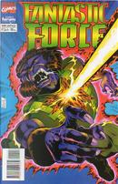 Fantastic Force Vol.1 #3 (de 6) by Mike Kanterovich, Tom Brevoort