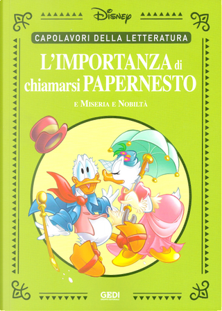 L'importanza di chiamarsi Papernesto by Carlo Panaro, Francesco Artibani, Guido Martina, Lello Arena, Staff di IF