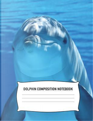 Dolphin Composition Notebook by Aguilar Publications