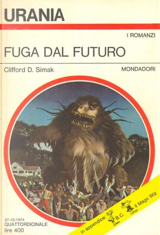 Fuga dal futuro by Clifford Simak
