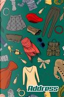 Fashion Address Book by Address Book Online Store
