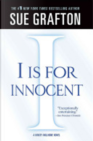 """""""I"""" is for Innocent by Sue Grafton"""
