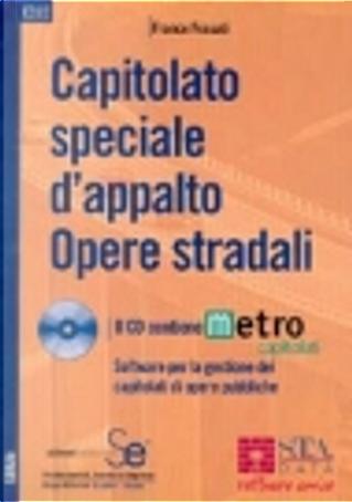 Capitolato speciale d'appalto by Franco Fossati
