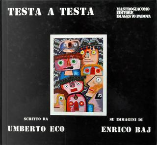 Testa a testa by Umberto Eco