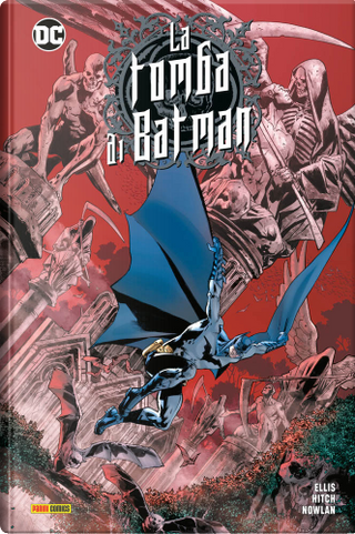 La tomba di Batman vol. 1 by Warren Ellis