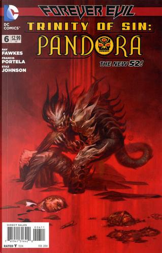 Trinity of Sin: Pandora Vol.1 #6 by Ray Fawkes