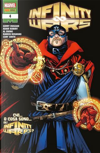 Infinity Wars vol. 4 by Gerry Duggan