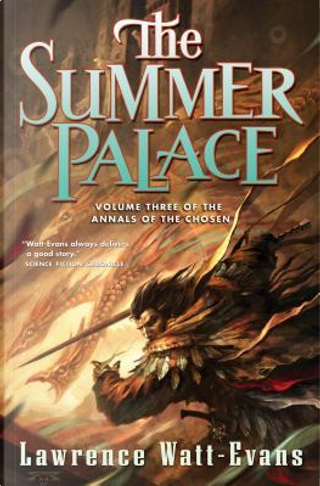 The Summer Palace by Lawrence Watt-Evans