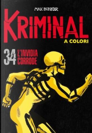 Kriminal a colori - Vol. 34 by Max Bunker