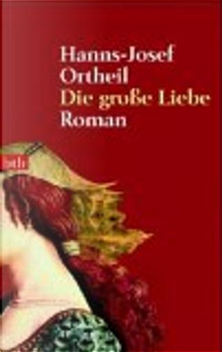 Die große Liebe by Hanns-Josef Ortheil