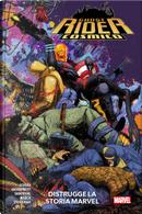 Ghost Rider cosmico distrugge la storia marvel by Nick Giovannetti, Paul Scheer