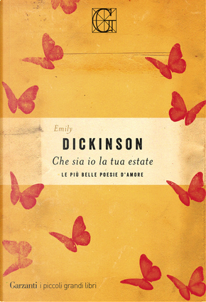 Che sia io la tua estate by Emily Dickinson