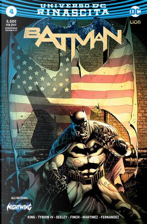 Batman #4 by James Tynion IV, Tim Seeley, Tom King