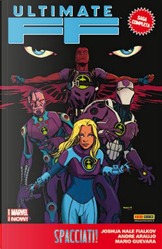 Ultimate FF #1 by Joshua Hale Fialkov, Stuart Moore