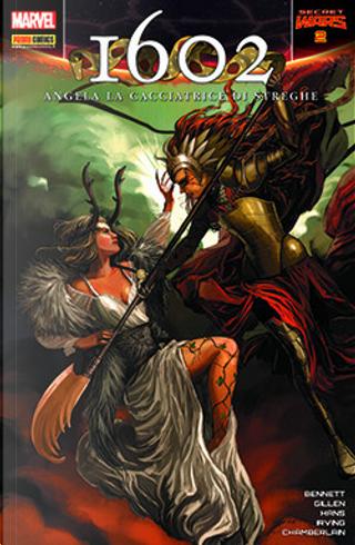 1602: Angela la cacciatrice di streghe #2 by Kieron Gillen, Marguerite Bennett