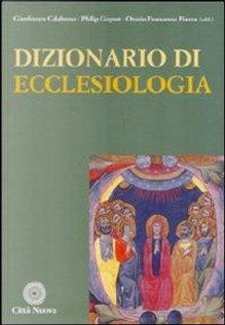Dizionario di ecclesiologia by Gianfranco Calabrese