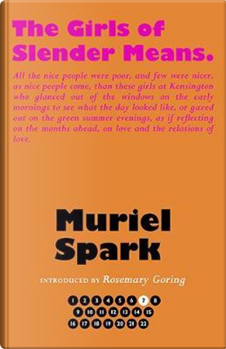 The Girls of Slender Means (The Collected Muriel Spark Novels) by Muriel Spark