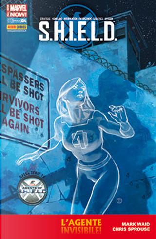 S.H.I.E.L.D. #4 by Mark Waid, Nathan Edmondson