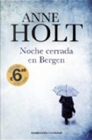 Noche cerrada en Bergen/ Closed Night in Bergen by Anne Holt