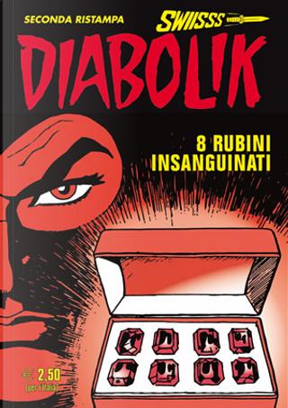 Diabolik Swiisss n. 273 by Angela Giussani, Luciana Giussani