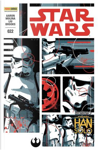 Star Wars #22 by Jason Aaron, Marjorie Liu