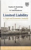 Limited Liability by Stephen M. Bainbridge