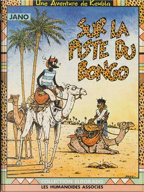 Sur la piste du bongo by Jano