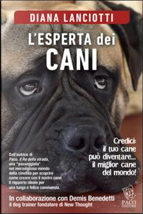 L'esperta dei cani by Diana Lanciotti