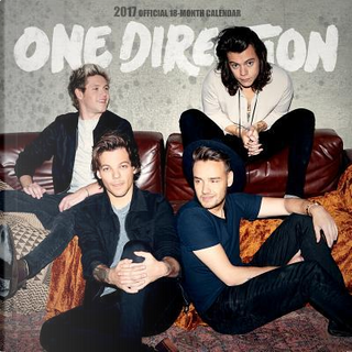 One Direction 2017 Calendar by Inc. Browntrout Publishers