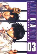 Wild Adapter vol. 3 by Kazuya Minekura