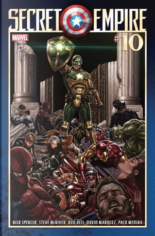 Secret Empire vol. 10 by Nick Spencer