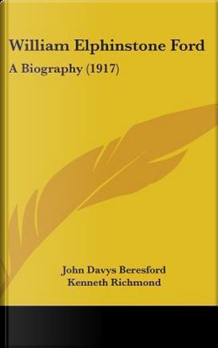 William Elphinstone Ford by John Davys Beresford