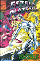 Estela Plateada: La maldición de Galactus by Mike Friedman, Mike Lackey, Ron Marz, Tom Christopher