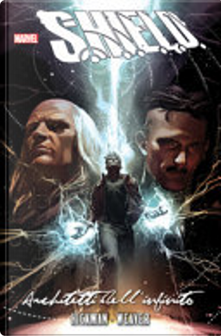 S.H.I.E.L.D. by Jonathan Hickman