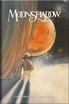 Moonshadow by Jean Marc DeMatteis