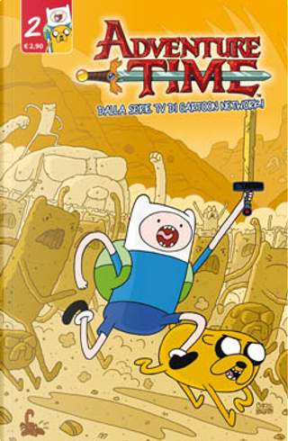 Adventure Time n. 2 by Michael Deforge, Zac Gorman, Ryan North, Chris Eliopoulos