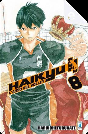 Haikyu!! vol. 8 by Haruichi Furudate